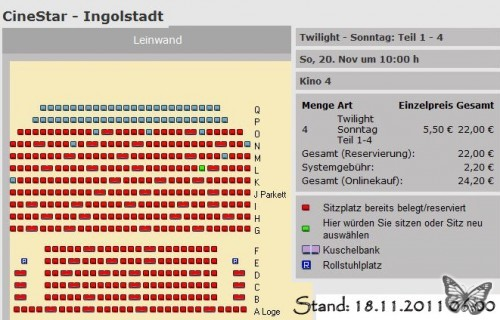 The Twilight Saga CineStar Ingolstadt