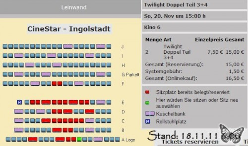 The Twilight Saga - CineStar Ingolstadt