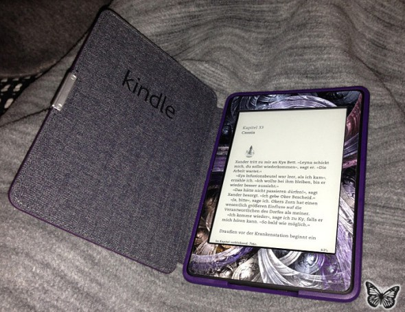 2013 Kindle Paperwhite