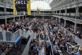 London Film and Comic Con 2015