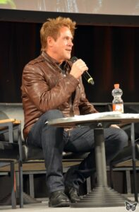 German Comic Con: Michael Dudikoff