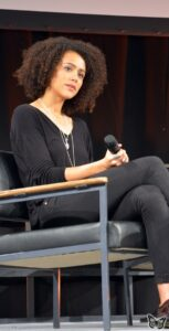German Comic Con: Nathalie Emmanuel
