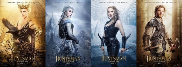 The Huntsman & The Ice Queen: Winter's War