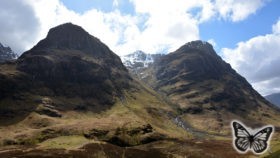 Three Sisters Glen Coe