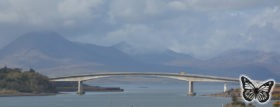 Road Trip Schottland - Skye Bridge