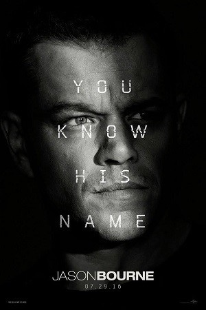 Jason Bourne 2016