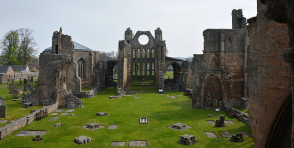 2016 Schottland Elgin Cathedral