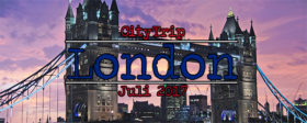 CityTrip London Juli 2017