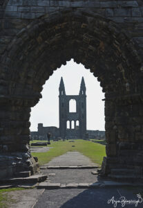 St Andrews Cathedral Schottland 2016