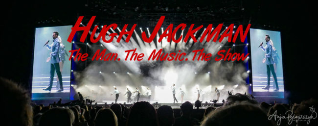 Hugh Jackman - The Man The Music The Show